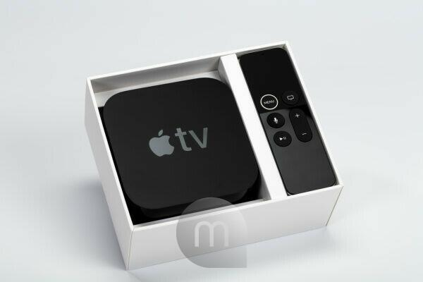 Apple TV 4K, original box, opened,